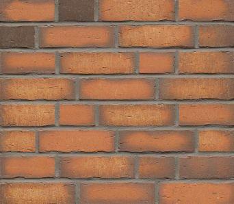 Клинкерная плитка Feldhaus Klinker R758 vascu terracotta calino