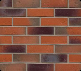 Клинкерная плитка Feldhaus Klinker R715 accudo terreno bluastro