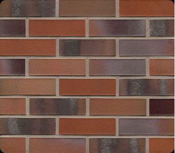 Клинкерная плитка Feldhaus Klinker R560 carbona ardor colori