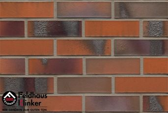 Клинкерная плитка Feldhaus Klinker R562 carbona terreno bluastro