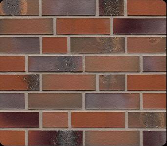 Клинкерная плитка Feldhaus Klinker R580 salina carmesi colori
