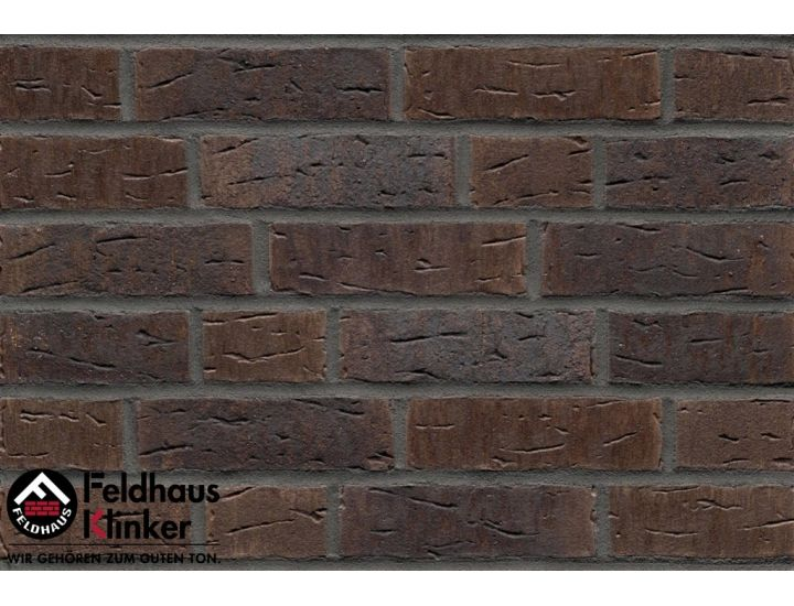 Клинкерная плитка Feldhaus Klinker R669