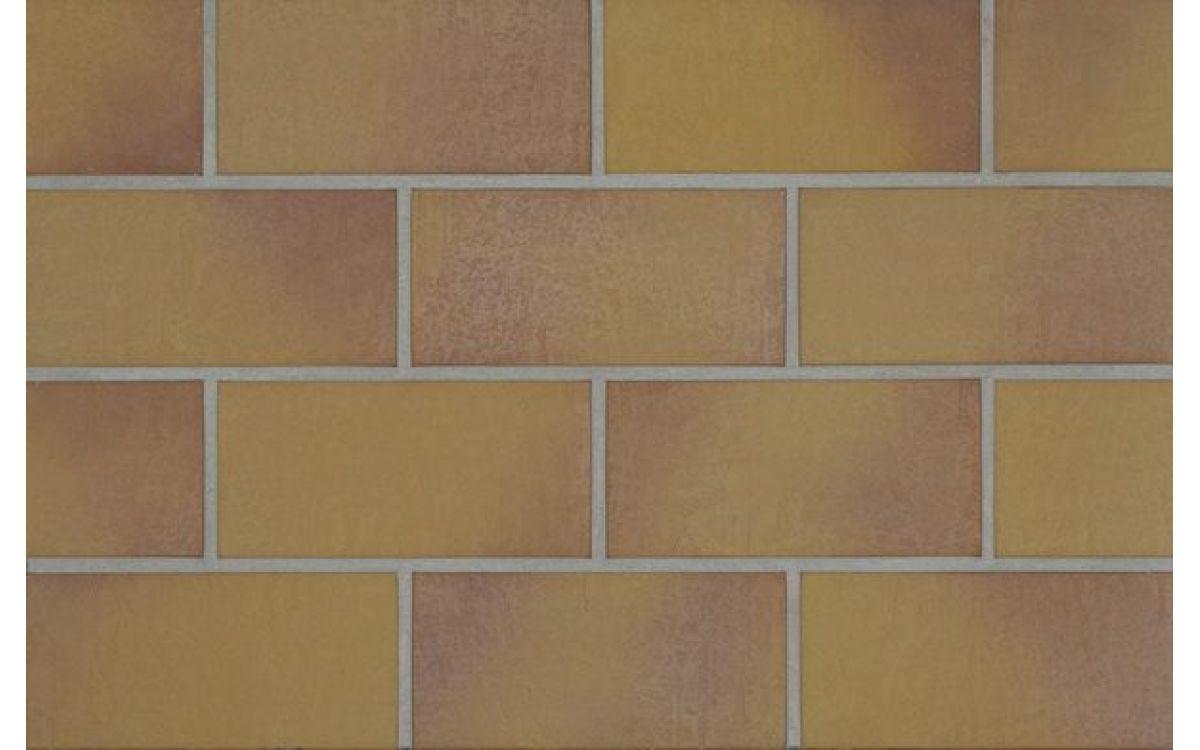 Клинкерная плитка тротуарная stroeher spaltklinker weizengelb 307