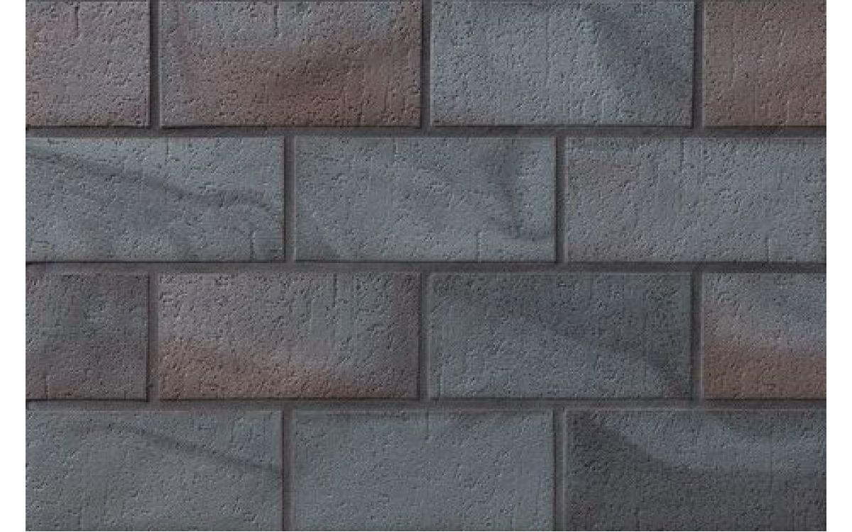 Клинкерная плитка тротуарная stroeher spaltklinker metallic schwarz