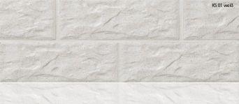 Плитка цокольная Stroeher KS 01 weiss