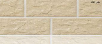 Плитка цокольная Stroeher KS 02 gelb