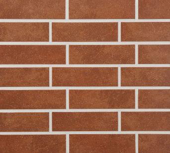 Клинкерная плитка глазурованная Stroeher 841 rosso
