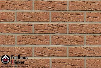 Клинкерная плитка Feldhaus Klinker R214 bronze mana