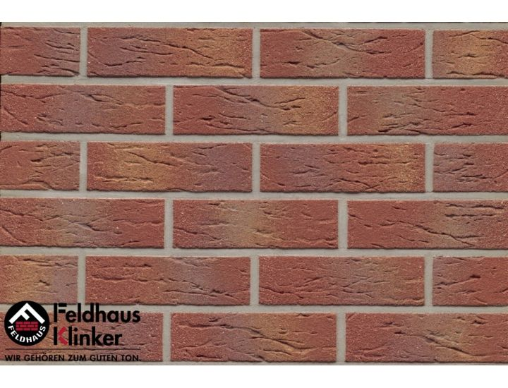 Клинкерная плитка Feldhaus Klinker R332