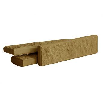Фасадная плитка Рубелэко фактурная песчаник