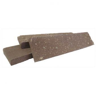 Фасадная плитка Рубелэко универсальная шоколад