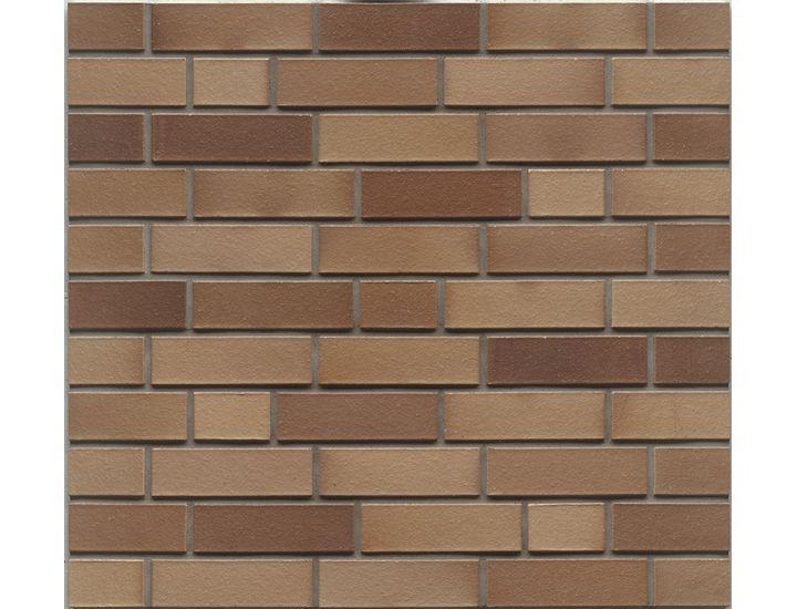 Клинкерный кирпич Muhr Nr. 34KEG Grau nuanciert Kohle Edelglanz