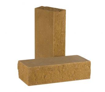 Гиперпрессованный кирпич Рубелэко фактурный тычковой полнотелый песчаник КСЛТ 2