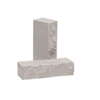 Лицевой кирпич Рубелэко Дикий камень полнотелый сталь КСЛА1