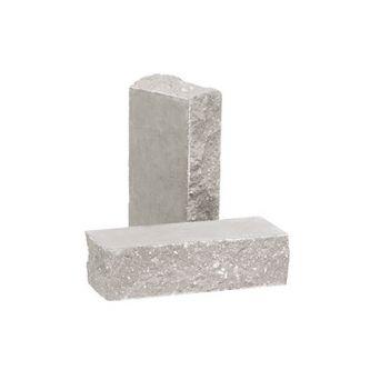 Лицевой кирпич Рубелэко Дикий камень тычковой полнотелый сталь КСЛБ1