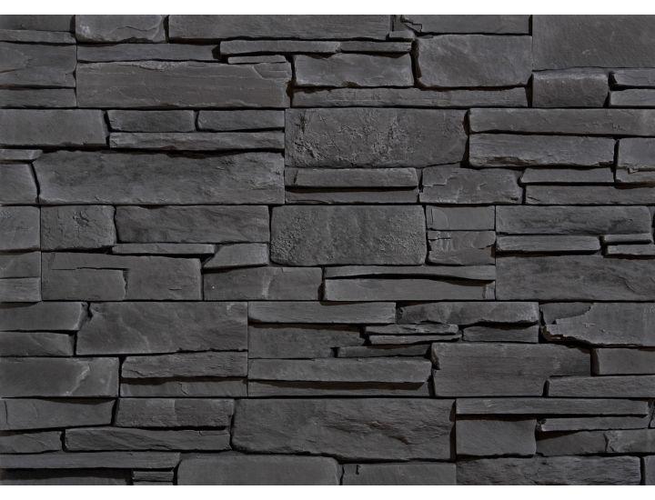 Декоративный камень Grenada graphite