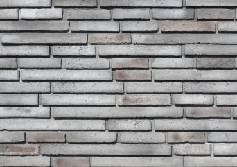Декоративная плитка со швом Stegu Metro grey