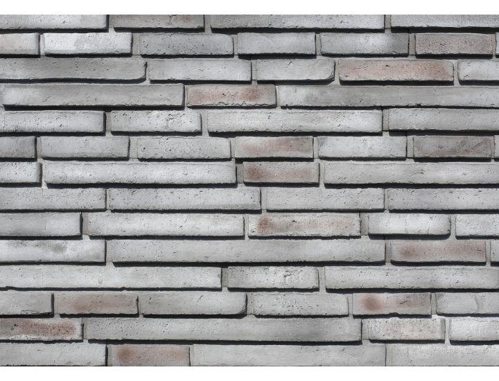 Декоративная плитка со швом Metro grey