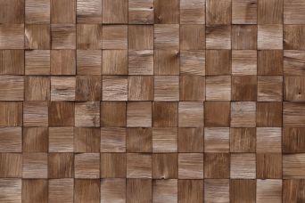 Деревянная панель Quadro