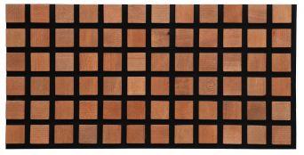 Деревянная панель Pixel