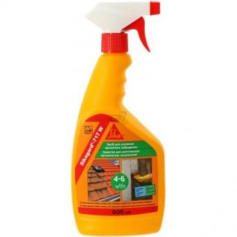 Средство для удаления мхов, лишайников и плесени Sikagard-717 W