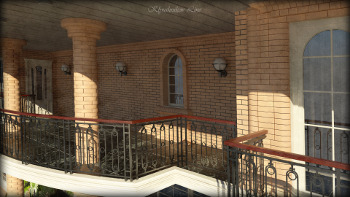 дворцовая архитектура литос